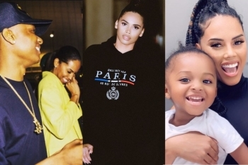 'You're Disgraceful' - Wizkid's Fans Hurl Insults At His Babymama, Jada Pollock, See Why